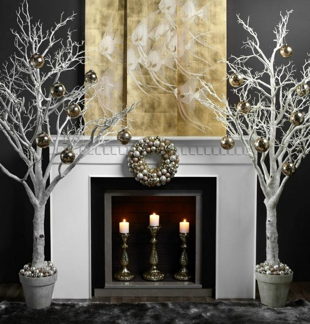 Christmas Decor Ideas For Your Living Room - Christmas decorations ideas for living room