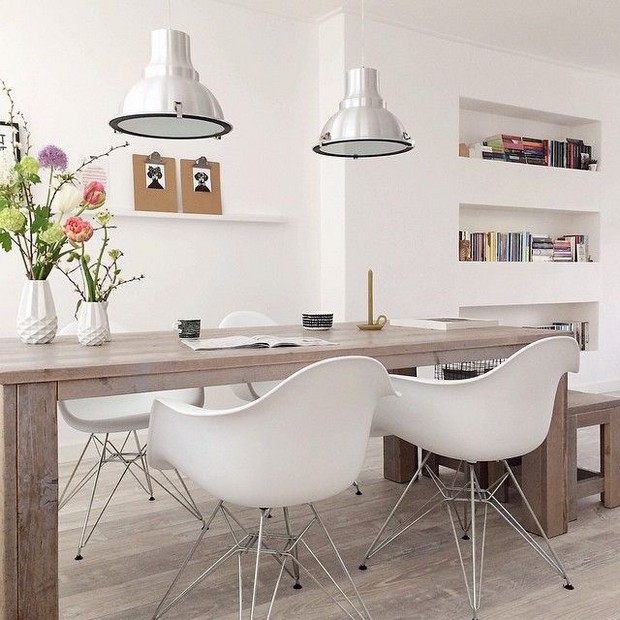 Mid Century Dining Room Designs: Mid Century Modern Dining Room: Top 10 Ideas