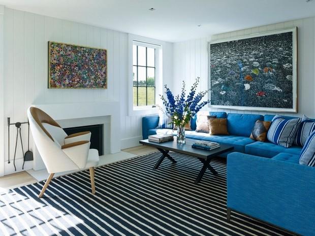 Mid century modern armchairs