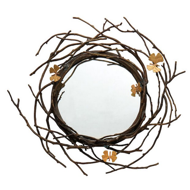 Mid century modern mirrors