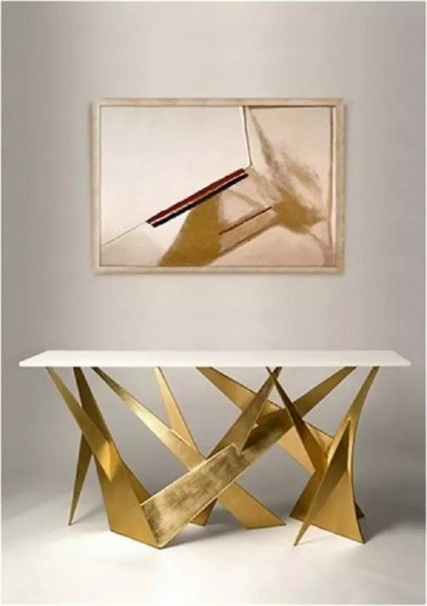 Top Mid century modern console tables