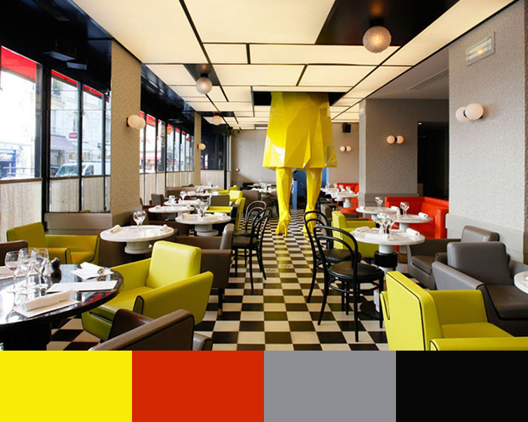 design color scheme color schemes 10 restaurant interior design color