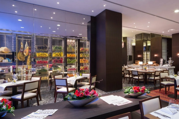 5 hospitality environments by H-Hospitality 41