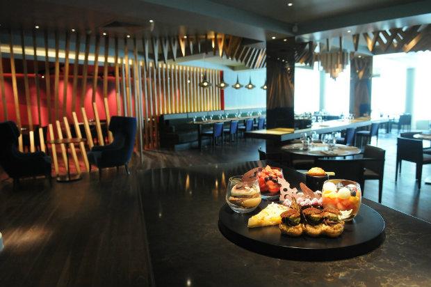 5 hospitality  environments by H-Hospitality 5
