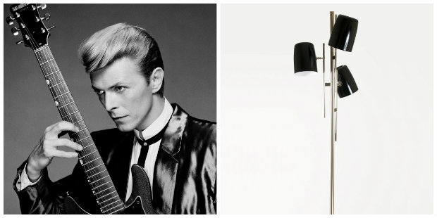 DESIGNS INSPIRED BY DAVID BOWIE