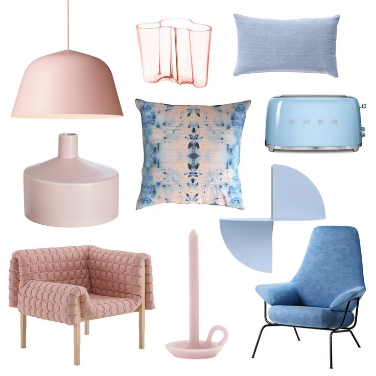 HOME INTERIOR DESIGNS USING THE COLOuRS OF THE YEAR BY PANTONE via designmilk