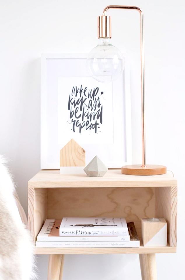 Scandinavian Home Design Ideas using table lamps3