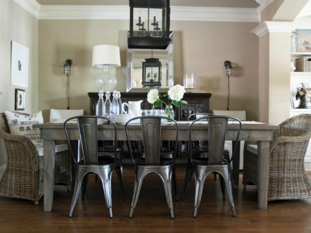 INDUSTRIAL STYLE TO YOUR HOME: 5 INSPIRING IDEAS