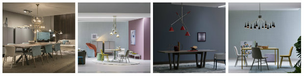 Decor Inspirations Pastel Colors In Modern Dining Rooms