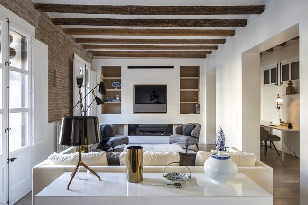 Inspirational Residential Project by Creative Director of Minotti (