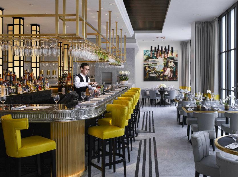 Inspiring restaurant design by delightfull