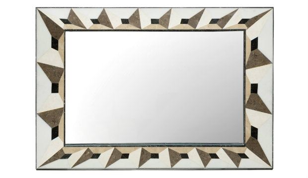 Luxury Furniture for your Living Room by Rue Monsieur Paris Venetial LOV mirror