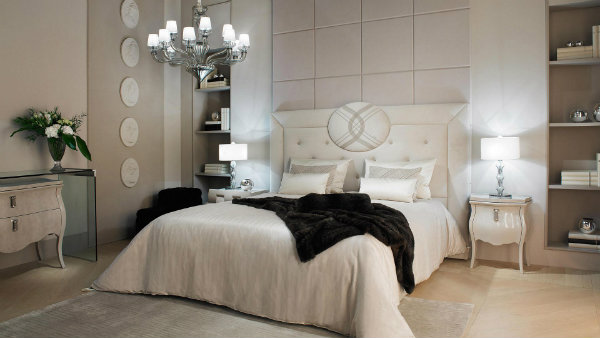 SALONE DEL MOBILE MILANO 48 INSPIRING DESIGN PIECES BY FENDI CASA Delectable Fendi Bedroom Furniture Decor