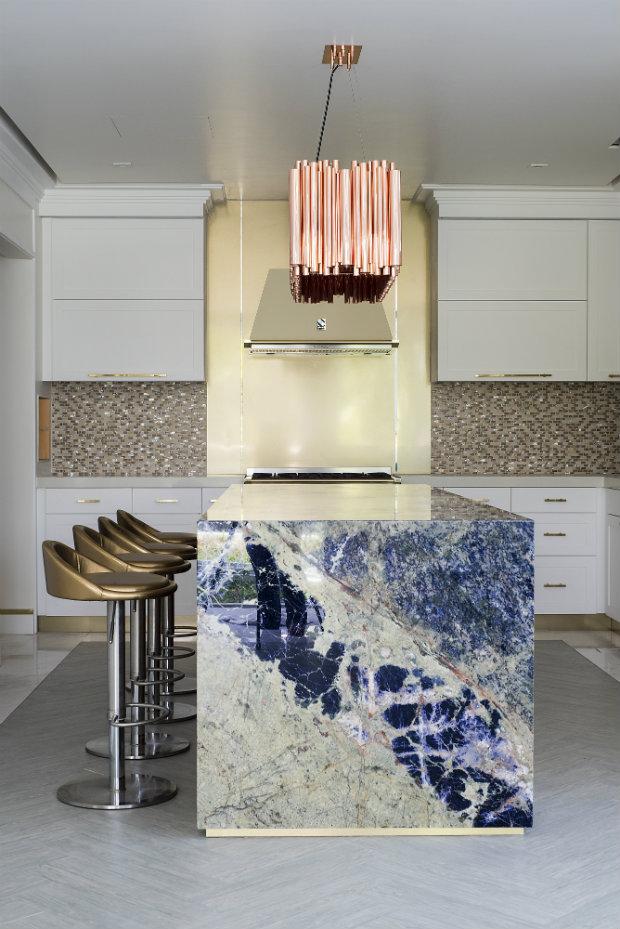 Modern Kitchen by Design Intervention featuring DelightFULL Lamp