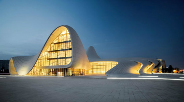 Iconic Architects inspiring buildingsthe iconic zaha hadid