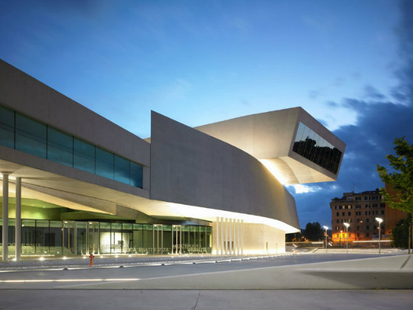 Inspiring Buildings by the