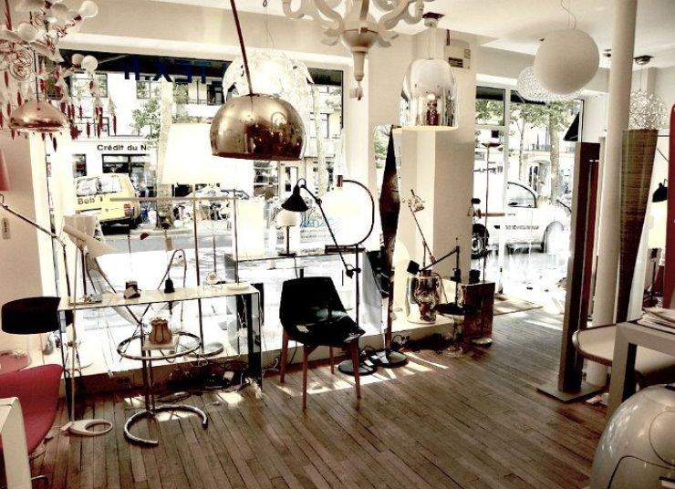 the best lighting stores in france. Black Bedroom Furniture Sets. Home Design Ideas