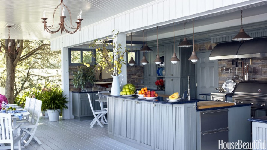 COOL OUTDOOR KITCHEN DESIGN IDEAS Beauteous Outdoor Kitchen Design Ideas