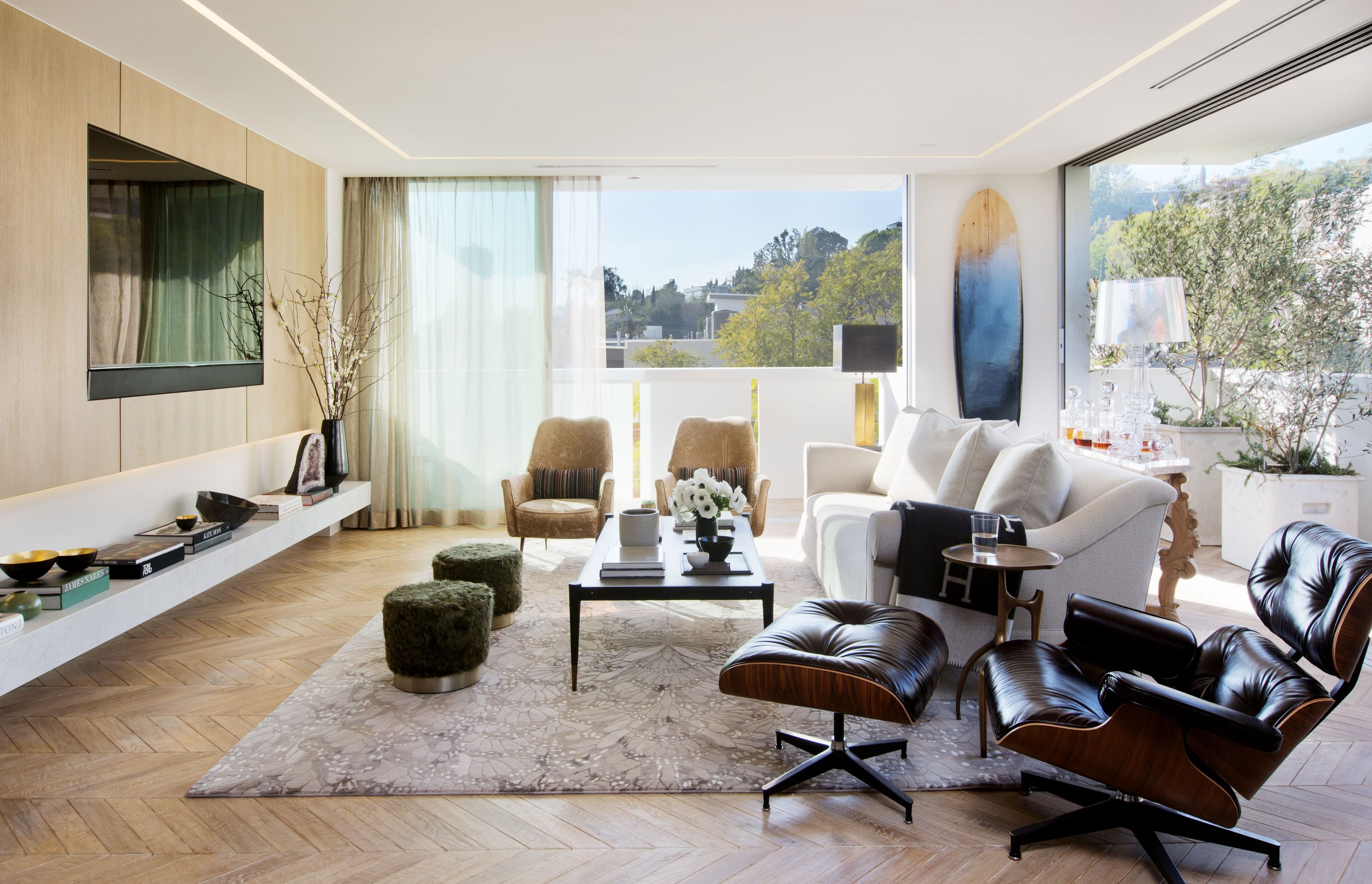 Inspiring Los Angeles Apartment