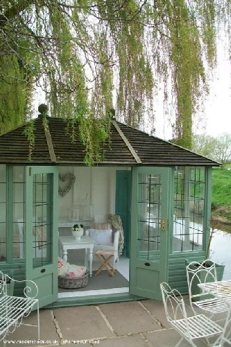 Inspiring home designs for your summer house - Summer house plans delight relaxation ...
