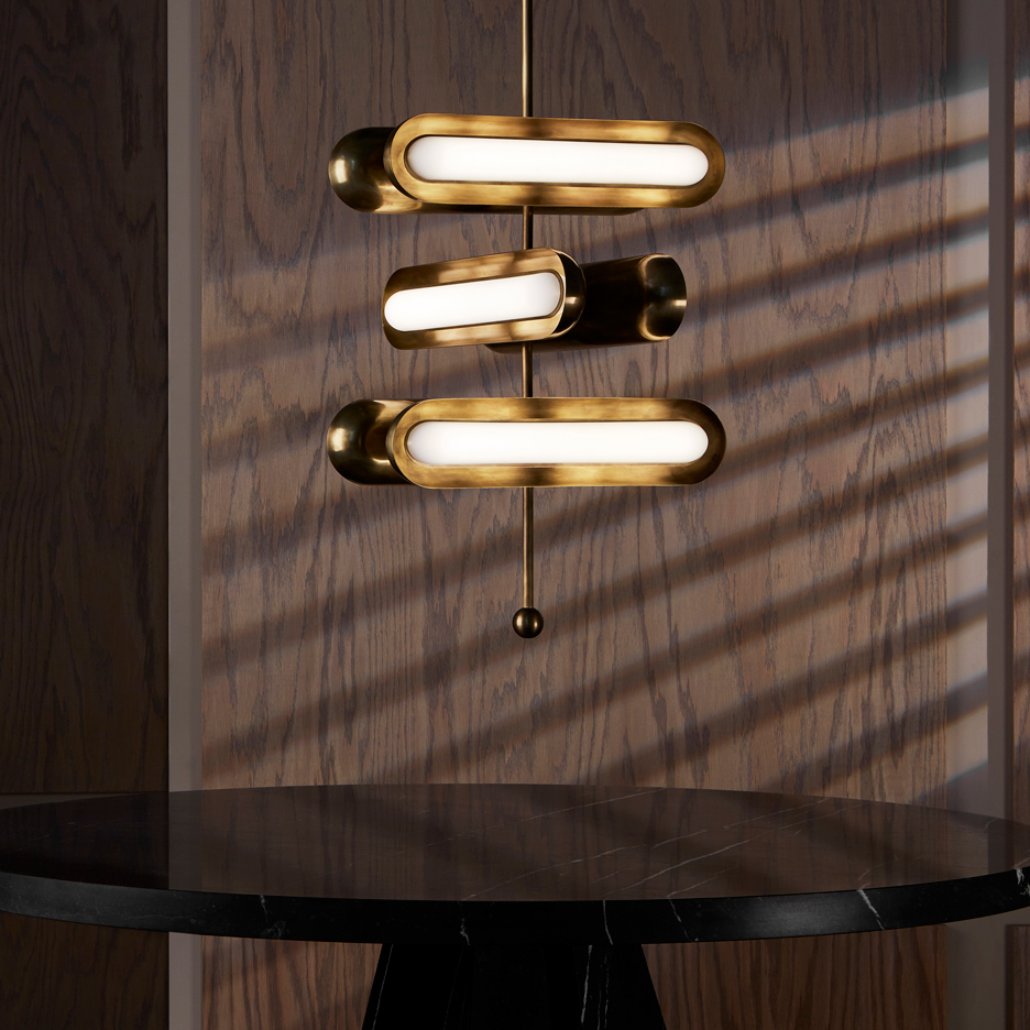 The Best Lighting Design Pieces From ICFF 2016