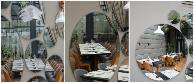 Inspiring projects Berthelot's Modern Restaurant Design in Bucharest
