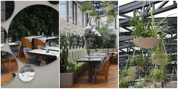 Inspiring projects Berthelot's Modern Restaurant Design in Bucharest (7)