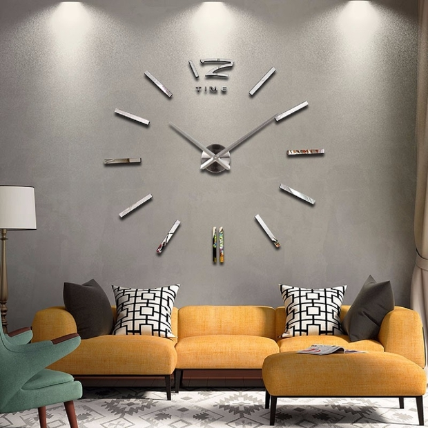 10 Unique Wall Clocks For Your Living Dining Room