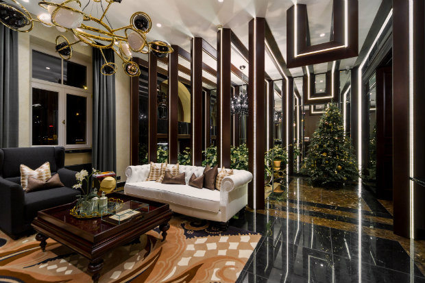 2 inspiring luxury real estate residential projects by Katz