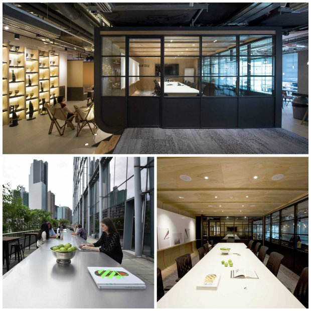 Top interior design firms in china and hong kong for Buro interior design