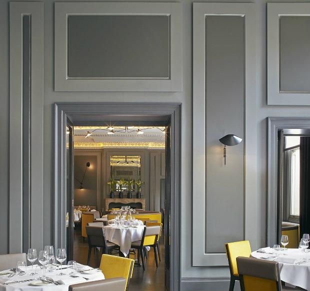 Inspiring Restaurant Designs Christopher's in Covent Garden