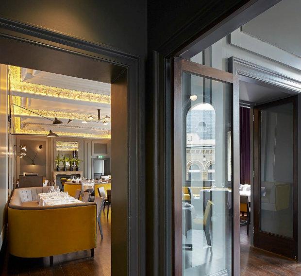 Inspiring Restaurant Designs Christopher's in Covent Garden Inspiring Restaurant Designs Christopher's in Covent Garden