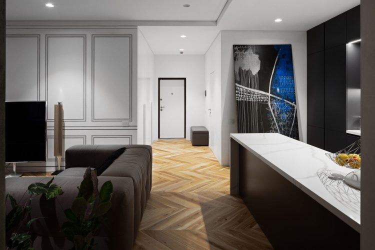 Modern Design Apartment best modern design apartment for a big family