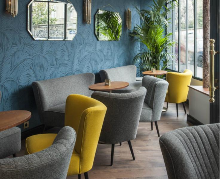 INSPIRING HOTEL DESIGN: ANDRe LATIN PARIS