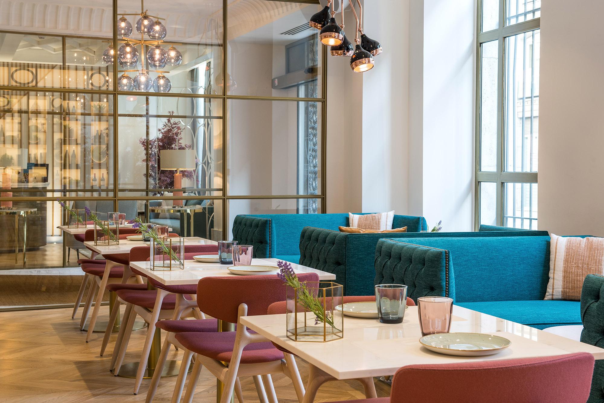 inspiring hotel design vincci centrum madrid