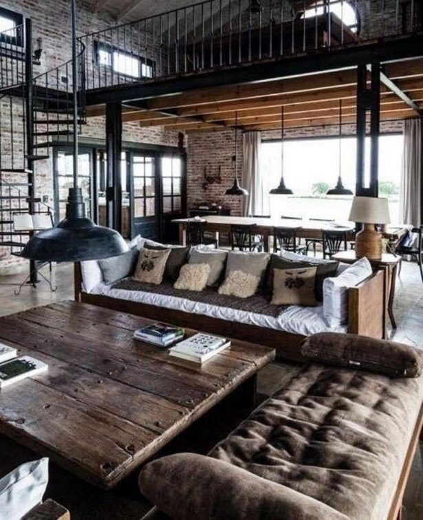 ... INDUSTRIAL STYLE: FROM GEEK TO CHIC Industrial Style INDUSTRIAL STYLE:  FROM GEEK TO CHIC Part 33
