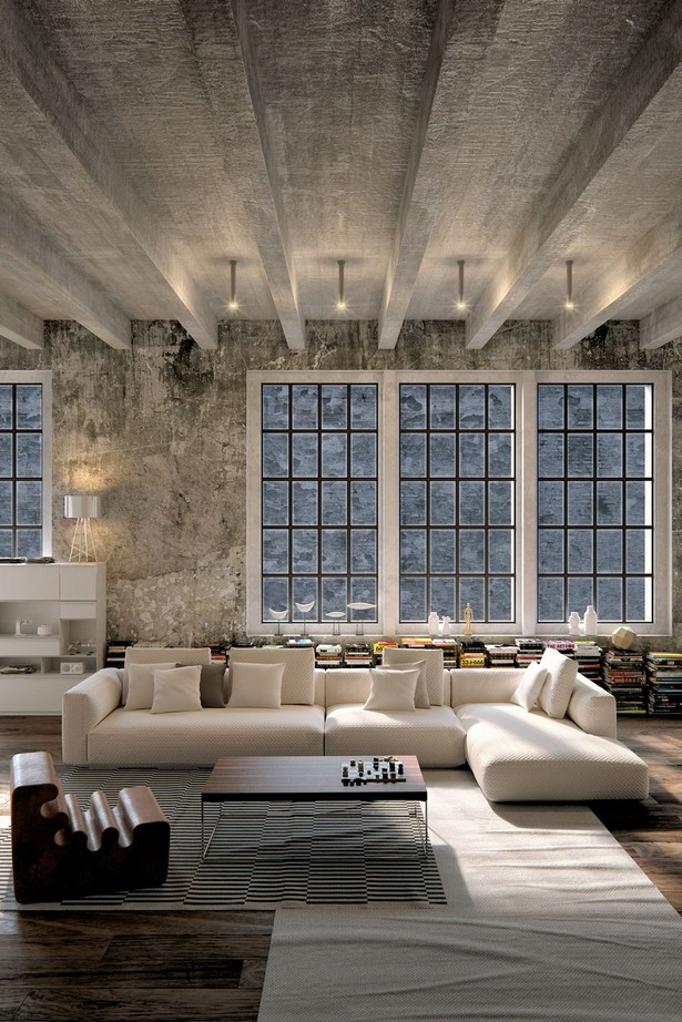 INDUSTRIAL STYLE: FROM GEEK TO CHIC