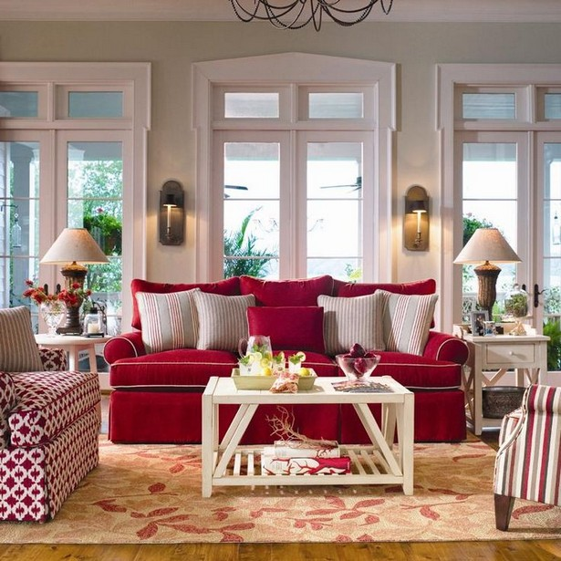 Lovely INSPIRING COLORS: HOW TO DECORATE THE HOUSE WITH WHITE AND RED How To  Decorate The