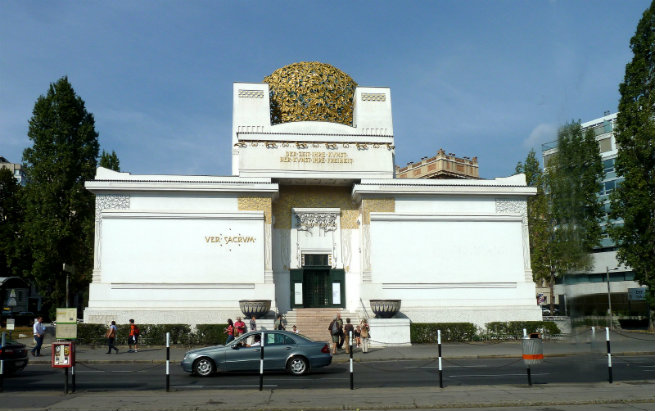 INSPIRING ART NOUVEAU BUILDINGS ALL OVER THE WORLD
