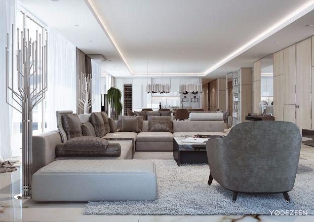 Inspiring & LuxuriousResidence in Mami by YØDEZEEN