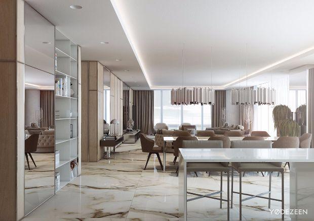 Inspiring & Luxurious Residence in Mami by YØDEZEEN