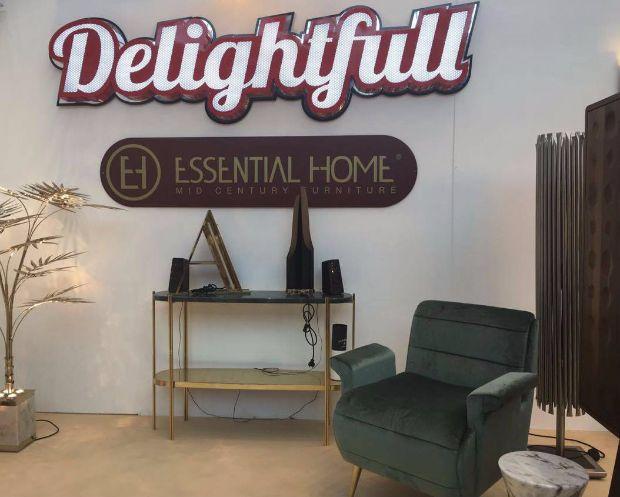 LondonDesignFestival's - DelightFULL's day 1 at 100% Design