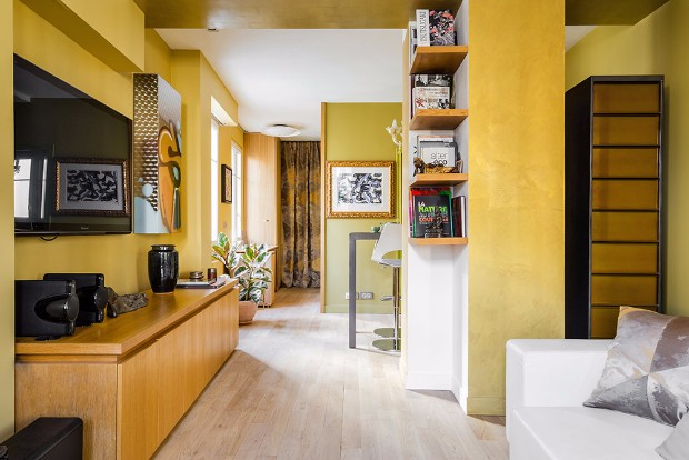 Inspiring Feng Shui Modern Home in Paris