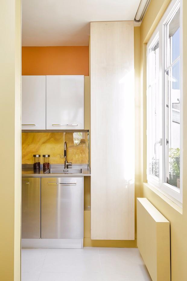 Inspiring FengShui Modern Home in Paris