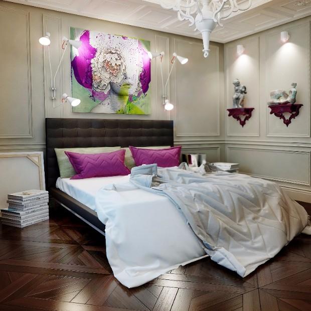 Luxurious Modern Apartment in St. Petersburg
