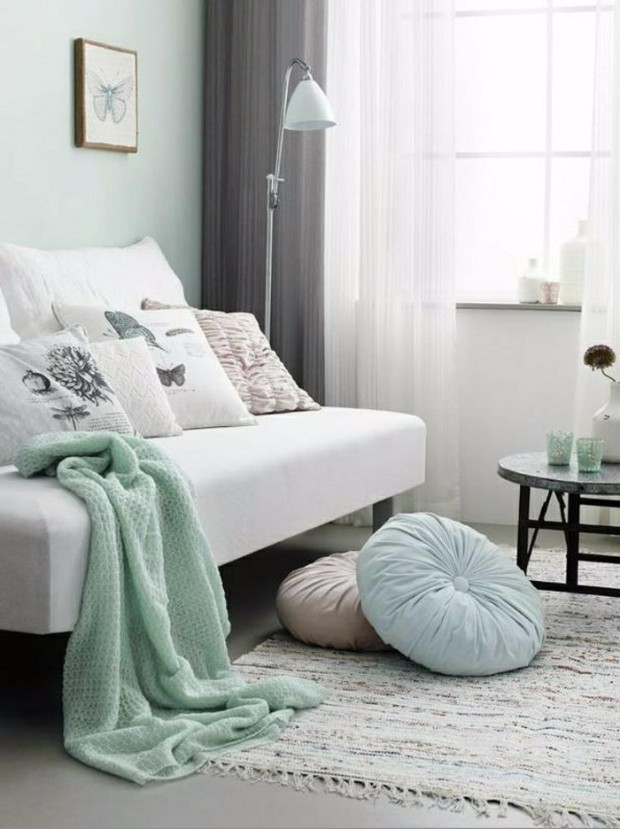 FLOOR LAMPS AND PASTEL COLORS FOR YOUR INTERIOR DESIGN