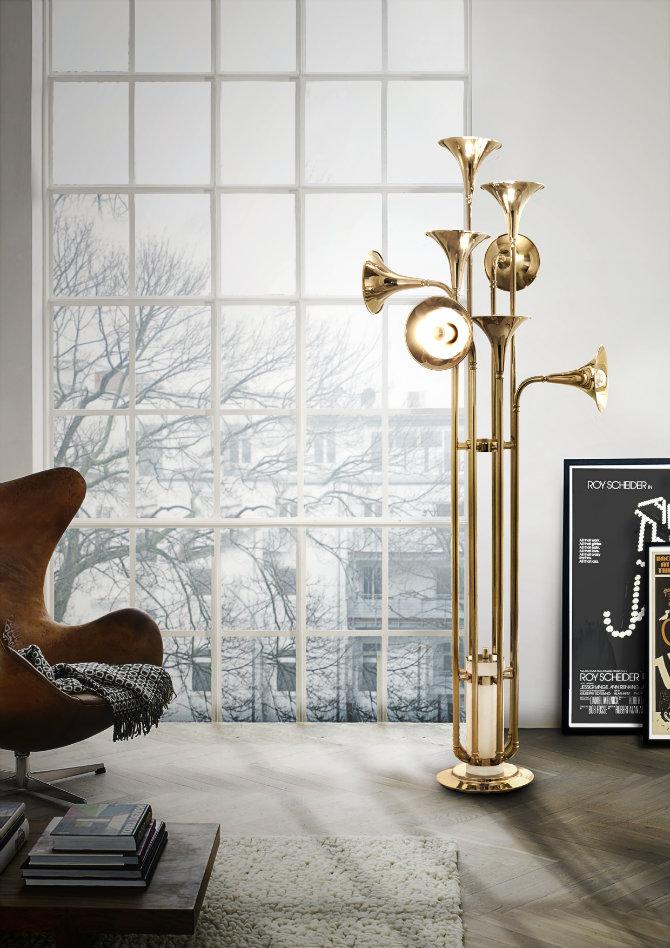 Modern Floor Lamps for your living room designs botti floor lamp