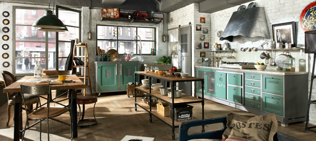 INDUSTRIAL STYLE: INSPIRING LIGHTING IDEAS FOR YOUR KITCHEN