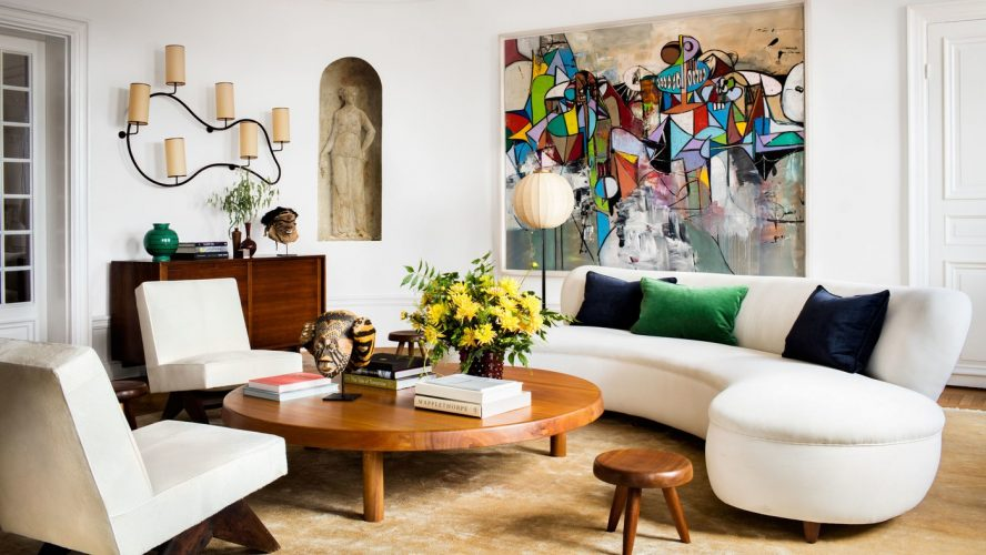 LET'S TAKE A LOOK INSIDE THE BEST LIVING ROOMS OF 2016 living rooms LET'S TAKE A LOOK INSIDE THE BEST LIVING ROOMS OF 2016 0916 giovanna battaglia stockholm apartment tout
