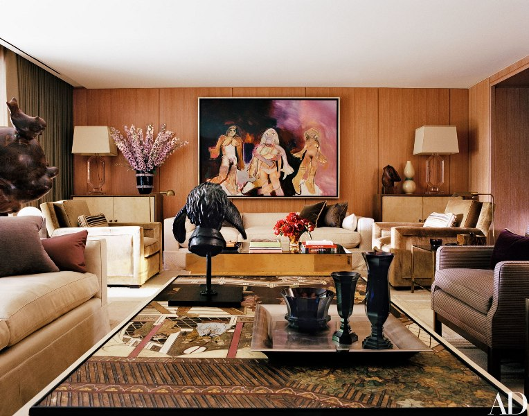 LET'S TAKE A LOOK INSIDE THE BEST LIVING ROOMS OF 2016 living rooms LET'S TAKE A LOOK INSIDE THE BEST LIVING ROOMS OF 2016 0916 marc jacobs new york townhouse 6